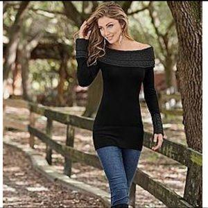 🖤 Venus Off-Shoulder Sweater 🖤